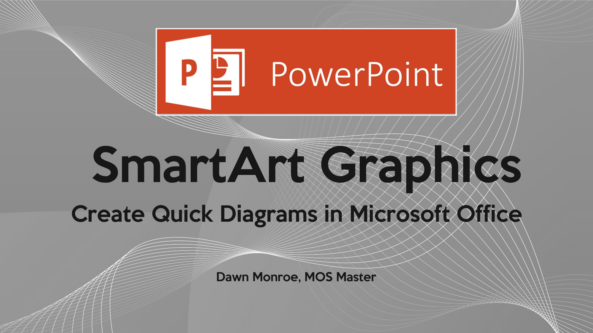PowerPoint SmartArt Graphics