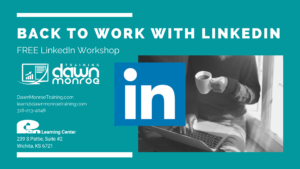 Back to Work | LINKEDIN Workshop @ Live Online or Pen Learning Center