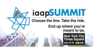 IAAP Summit 2021: Google Suite @ NY Marriott Marquis in Times Square